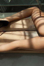 Christina Ripple Busty Brunette Babe Gets Naked-06