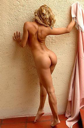 Clara Hot Nude Babe Posing