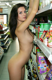 Anna In Shop