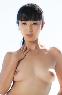 Sexy Asian Babe Marica Hase Strips And Poses Naked